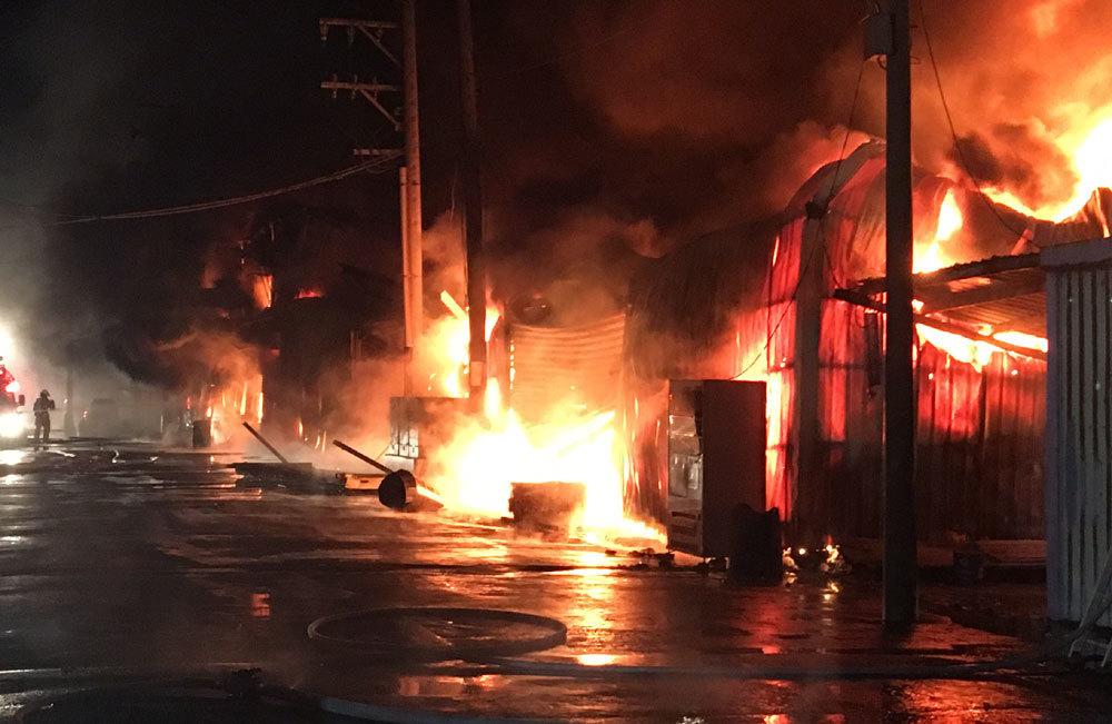 Bộ Ngoại giao thông tin vụ cháy ở Đài Loan có người Việt thương vong