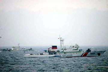Việt-Trung đàm phán hợp tác các lĩnh vực ít nhạy cảm trên biển