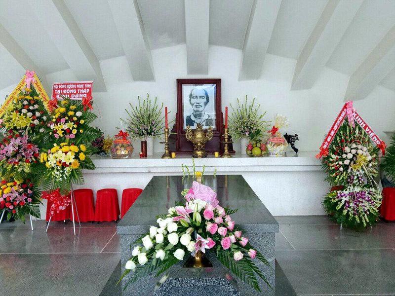 Lễ giỗ lần thứ 88 cụ Phó bảng Nguyễn Sinh Sắc