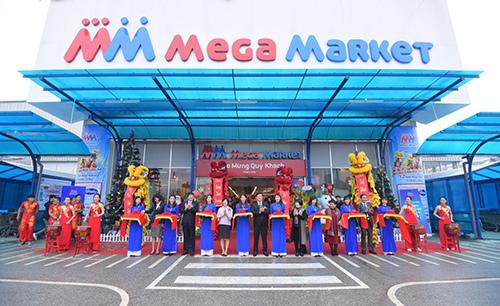 Khai trương MM Mega Market Thăng Long