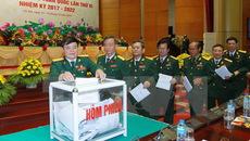 Thượng tướng Nguyễn Văn Được tái đắc cử Chủ tịch Hội Cựu chiến binh VN khóa 6
