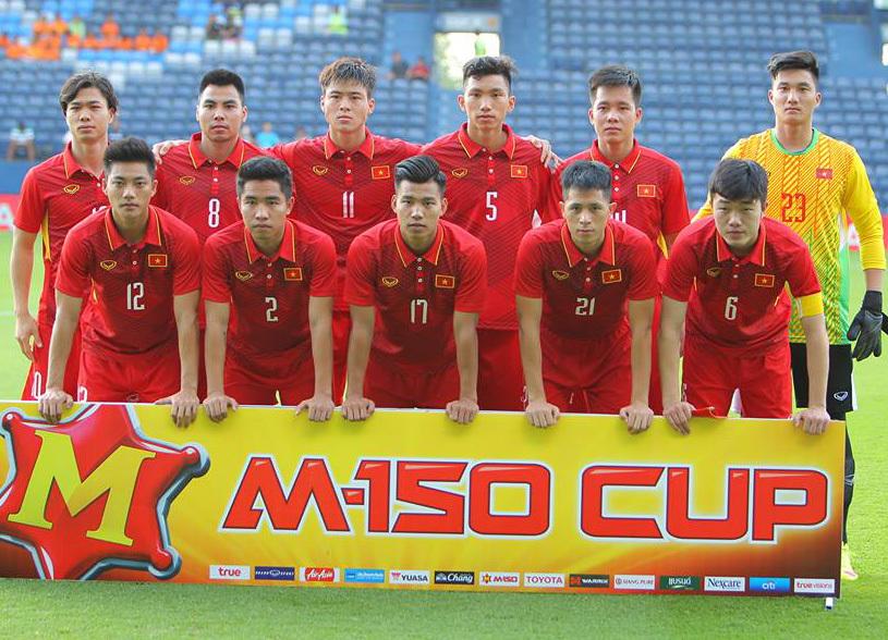 U23 Việt Nam vs U23 ...