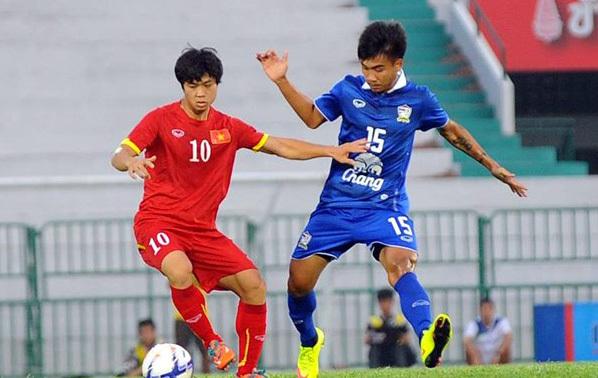 U23 Việt Nam,U23 Thái Lan,HLV Park Hang Seo,Công Phượng