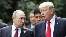 Tổng thống Putin điện đàm với ông Trump về Triều Tiên