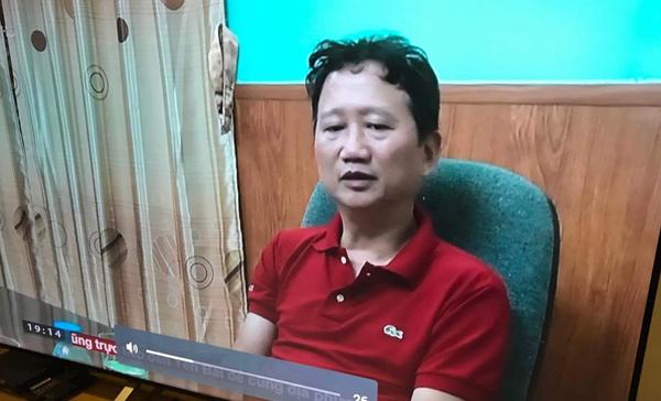 Trịnh Xuân Thanh,PVC,Tham ô,Cố ý làm trái
