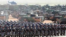 Trung Quốc tăng cường binh lực ở điểm nóng giáp Ấn Độ