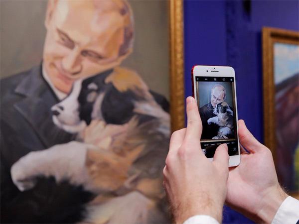 Loạt ảnh lột tả những phẩm chất 'siêu nhân' của Putin