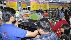 Siêu thị Co.opmart Nam Định sắp khai trương và giảm giá mạnh