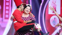 Tình yêu đẹp như mơ của diễn viên nặng 115kg Tuyền Mập