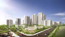 'Soi' tiện ích Khu đô thị sinh thái Hồng Hà Eco City