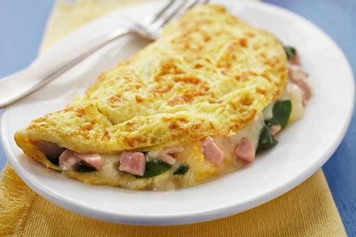Hướng dẫn làm omelet cơ bản