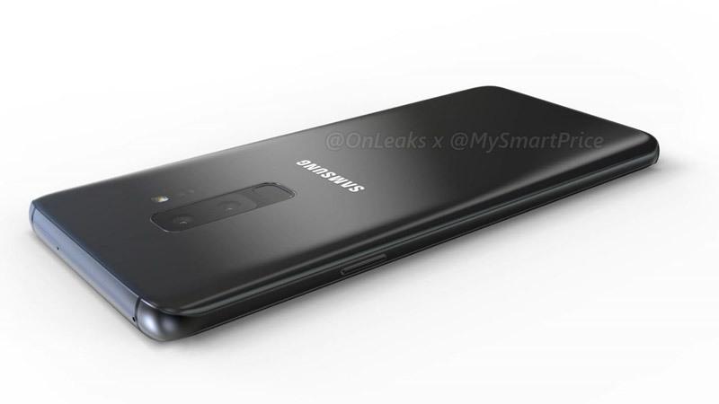 Lộ diện hình ảnh thiết kế của Galaxy S9 và S9 Plus không như những tin đồn trước đây