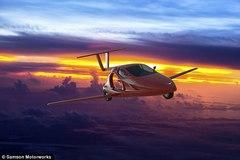 Ô tô bay mới tiếp tục ra mắt, đạt vận tốc 320km/h
