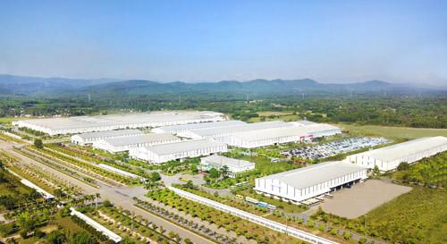 Thaco đầu tư sản xuất link kiện phụ tùng xuất khẩu