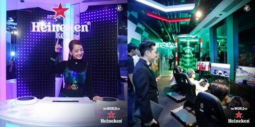 The World of Heineken - Gạch nối từ Amsterdam đến Sài thành