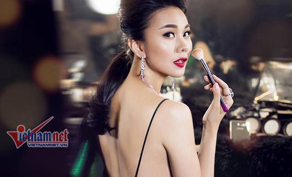 Đường cong của hoa hậu có đôi chân thon dài nhất Việt Nam