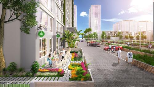 Green Bay Garden: 'Hàng hiếm' trên thị trường BĐS tầm trung