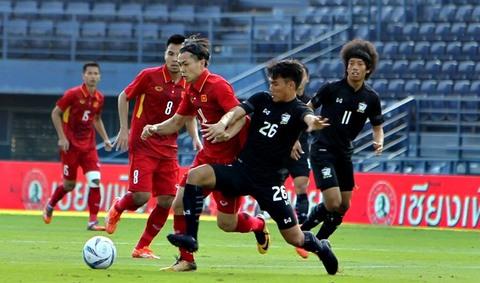 U23 Việt Nam 2-1 U23 Thái Lan