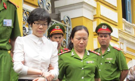 Huyền Như,Huỳnh Thị Huyền Như,đại án Huyền Như,Ngân hàng Hàng Hải