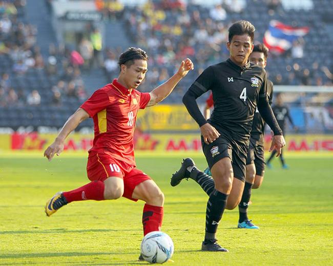 U23 Việt Nam hạ U23 Thái Lan: Vui có chừng...