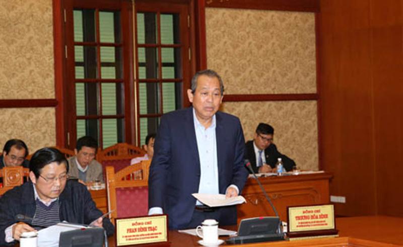 Chủ tịch nước chủ trì phiên họp Ban chỉ đạo Cải cách tư pháp TƯ