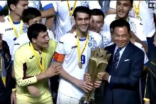 """Thua """"đấu súng"""", U23 Nhật Bản nhìn Uzbekistan vô địch M-150 Cup"""