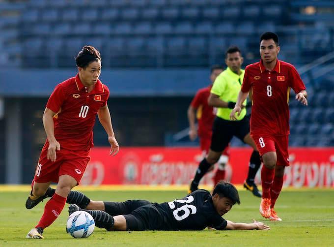 U23 Việt Nam,HLV Park Hang Seo,Công Phượng,VCK U23 châu Á 2018