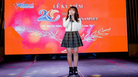 Clip Jang Mi thể hiện bản hit triệu view Duyên phận