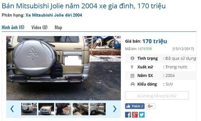 Với 170 triệu đồng, mua ô tô cũ chính hãng nào đi chơi Tết?