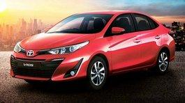 Khó tin: Giá Toyota Vios 2018 mới ra hàng lên tới 1,5 tỷ đồng