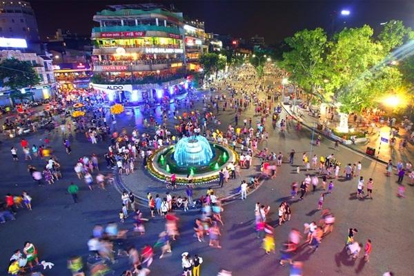 Địa điểm vui chơi Noel hấp dẫn nhất Hà Nội, TP Hồ Chí Minh