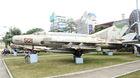 Cánh én bạc MiG 21 của không quân Việt Nam bắn hạ B52
