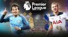 Trực tiếp Man City vs Tottenham: Chờ cuộc lật đổ ở Etihad