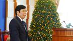 Cảnh cáo nguyên Chủ tịch tỉnh Vĩnh Phúc Phùng Quang Hùng
