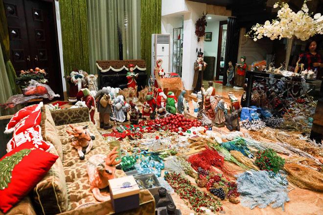 Giáng sinh,Noel 2017,Đàm Vĩnh Hưng,Nhà đẹp