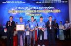 Trao giải sinh viên nghiên cứu khoa học toàn quốc 2017
