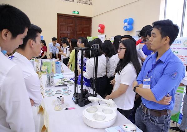 sinh viên nghiên cứu khoa học,khoa học công nghệ