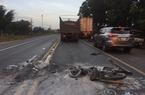 Thiếu niên chạy xe thiệt mạng sau cú tông của xe ngược chiều