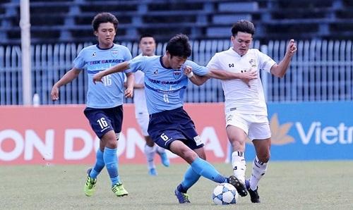 U21 Yokohama 2-0 U21 Thái Lan