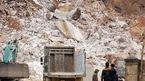 Sập mỏ đá trắng ở Nghệ An, 1 người chết