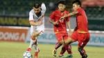 U21 Việt Nam 2-0 U19 Việt Nam (H2): U19 vẫn đá bế tắc