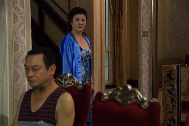Chiều ngang qua phố cũ,phim truyền hình,phim việt nam,Anh Tú,Kim Oanh