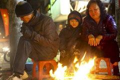 Thời tiết 17/12: Bão sắp vào biển Đông, Hà Nội rét 9 độ