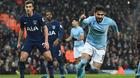 Man City 1-0 Tottenham: Ederson cứu thua (H2)