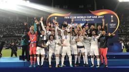 Ronaldo lập kỳ tích, Real lên đỉnh thế giới