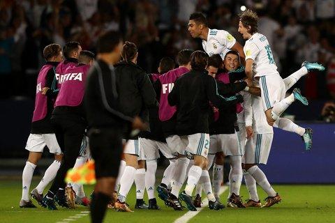 Video bàn thắng Real 1-0 Gremio