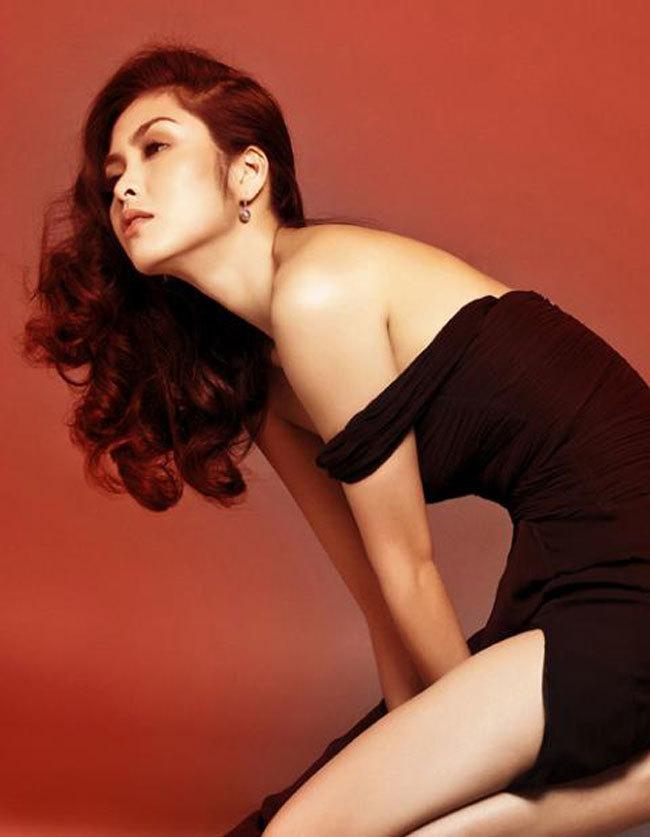Những khoảnh khắc sexy không ngờ của Tăng Thanh Hà