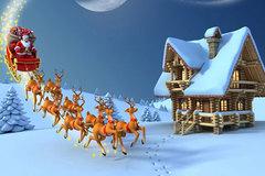 Ba bé gái tấu Jingle bells bằng kèn cực hấp dẫn