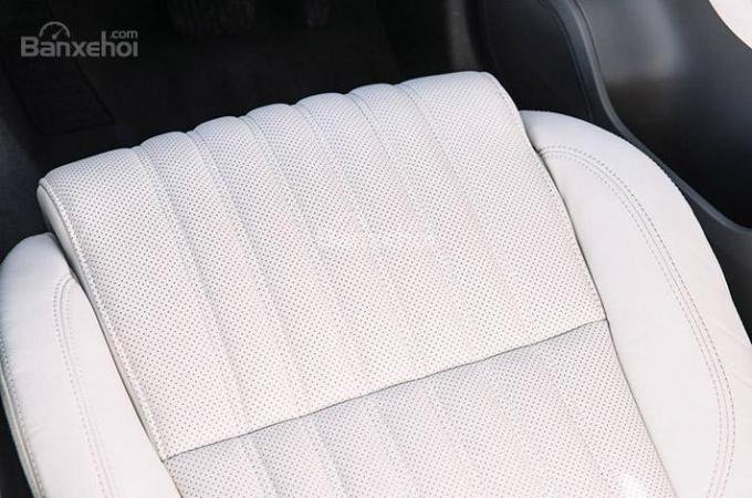 Những điều cần lưu ý về ghế xe trước khi mua ô tô