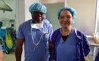 Nữ giáo sư hàng đầu thế giới đến VN mổ phình mạch não